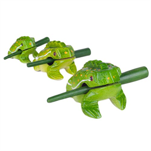 Singing Frogs  $12 to $28