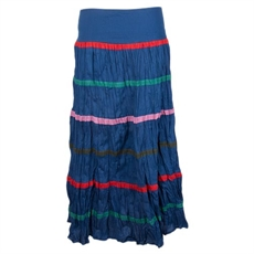 Indigo Skirt-womens-clothing-Ula