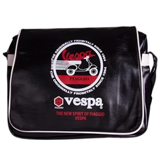 Vespa Circle PC Satchel-bags-and-purses-Ula