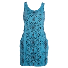Game Throw Dress Daisy-suntops-Ula