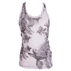 Game Tank Goldfish-womens-clothing-Ula
