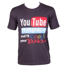 You Tube Mens Tee-mens-clothing-Ula