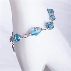 Glass Bead Bracelet-jewellery-Ula